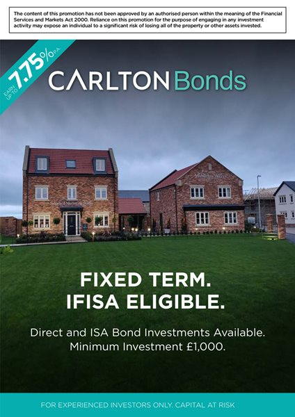 featured image for download guide 'CARLTON Bonds Brochure'